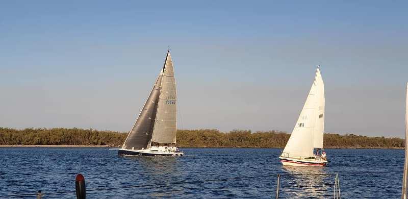 Bartercard Sail Paradise - photo © Southport Yacht Club