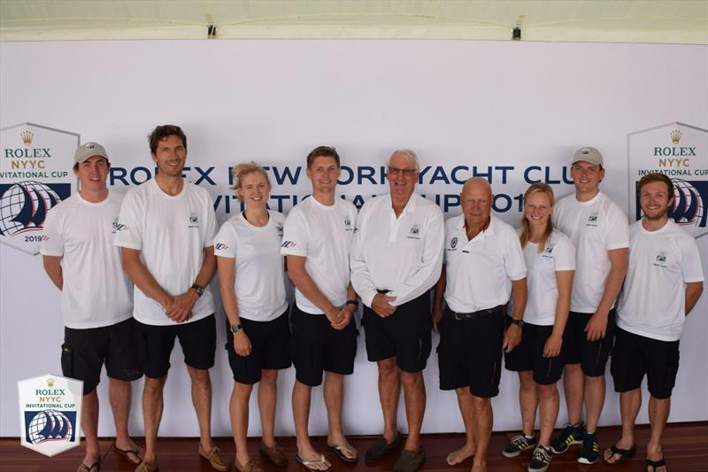 2019 Rolex New York Yacht Club Invitational Cup - Day 4 photo copyright Stuart Streuli / New York Yacht Club taken at New York Yacht Club and featuring the IRC class