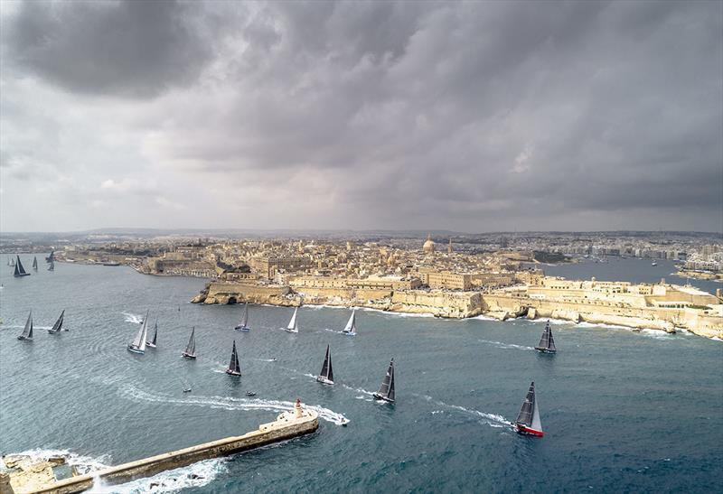 2019 Rolex Middle Sea Race - Press Conference