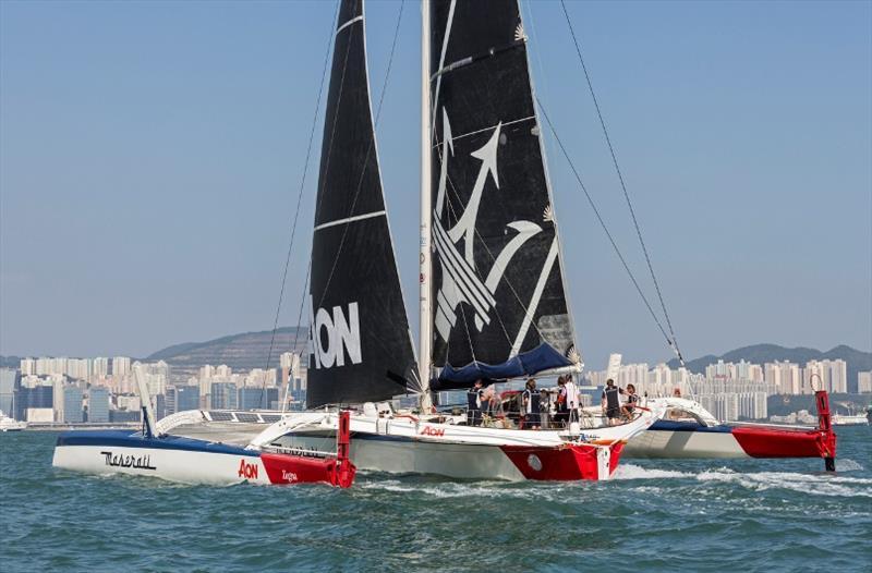 Royal Hong Kong Yacht Club Nha Trang Rally kicks off