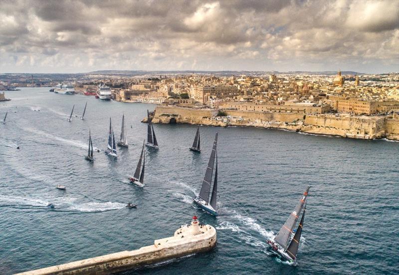 Rolex Middle Sea Coastal Race
