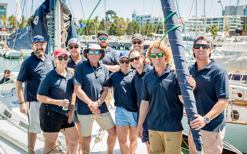 Family affair at 2020 Festival of Sails, as countdown to regatta begins!