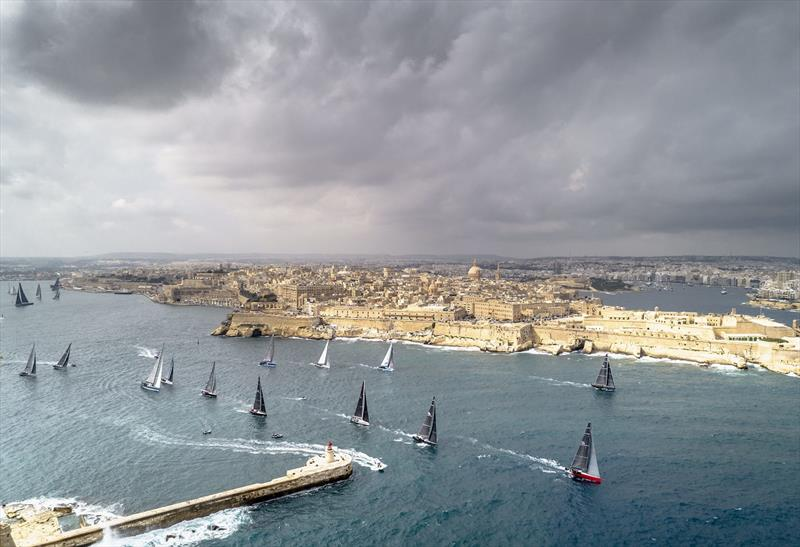 2019 Rolex Middle Sea Race - Weather watch and where to watch