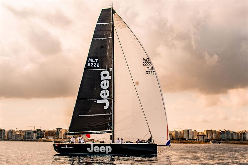 Jeep - Rolex Middle Sea Race 2019 - photo © RMYC / Alex Turnbull