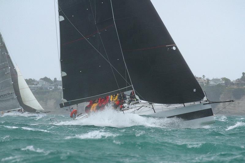 Carrera - PIC Coastal Classic - Start - Waitemata Harbour - October 25, 2019 - photo © Richard Gladwell / Sail-World.com