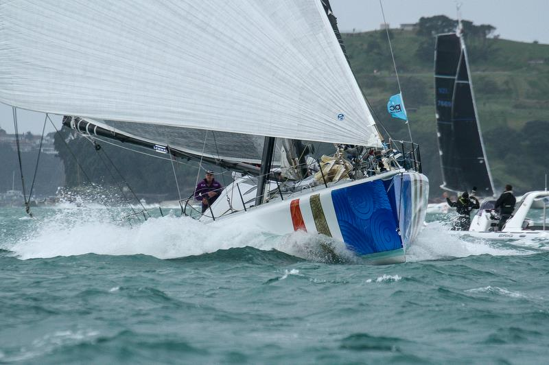 Arwen - PIC Coastal Classic - Start - Waitemata Harbour - October 25, 2019 - photo © Richard Gladwell / Sail-World.com