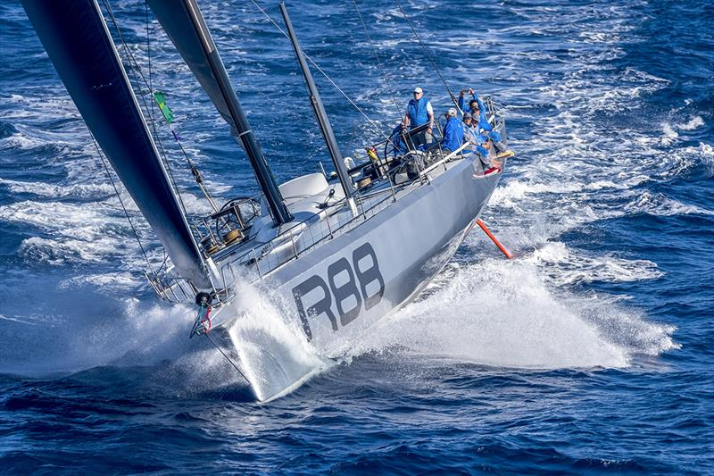 Rambler - 2019 Rolex Middle Sea Race - photo © Kurt Arrigo
