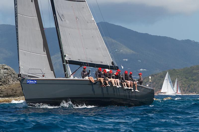 The increase in performance-oriented cruising boats in regattas has led to the Performance Cruising class being added to the BVI Sailing Festival 2020 - photo © www.ingridabery.com