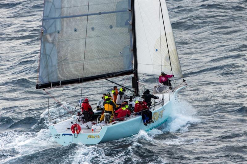 Frantic - PONANT Sydney Noumea Yacht Race - photo © Andrea Francolini