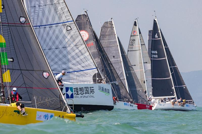 2019 China Cup International Regatta, day 3 - photo © China Cup / Studio Borlenghi