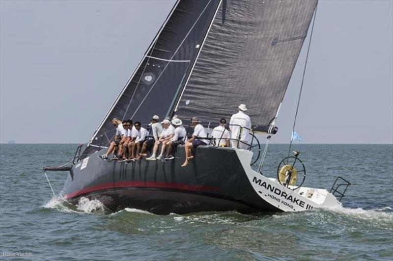 Sydney GTS 43 - photo © Race Yachts
