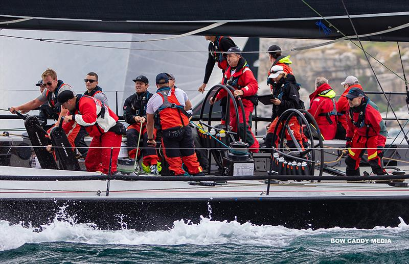 Crew of Chinese Whisper - CYCA Bird Island Race - photo © Bow Caddy Media