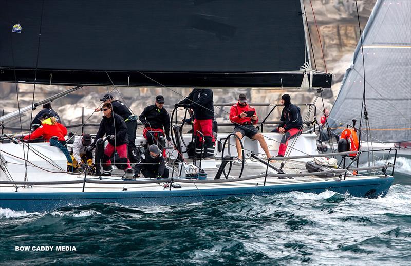 The crew on Smuggler - CYCA Bird Island Race - photo © Bow Caddy Media