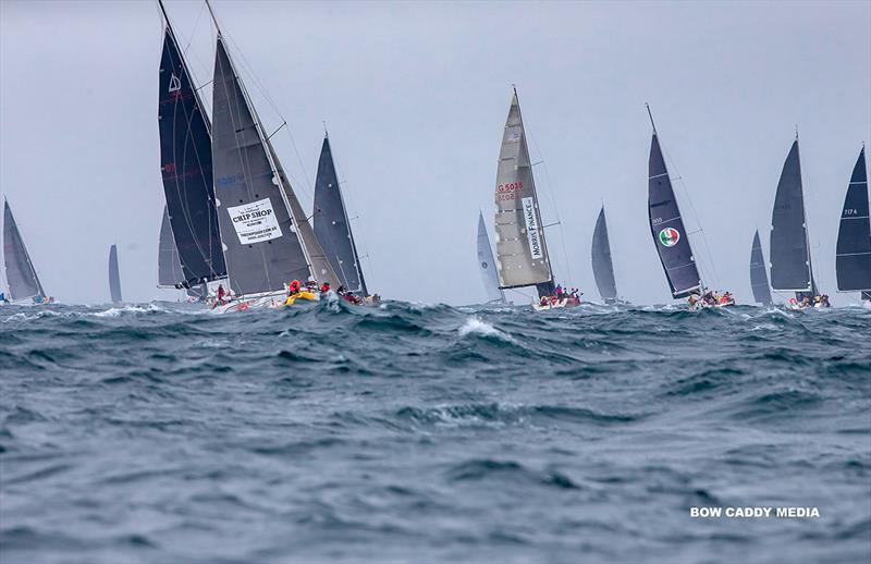 Fleet - CYCA Bird Island Race - photo © Bow Caddy Media