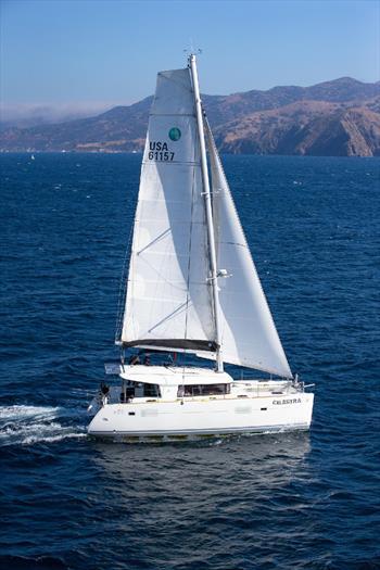 Transpac © Sharon Green/Ultimate Sailing