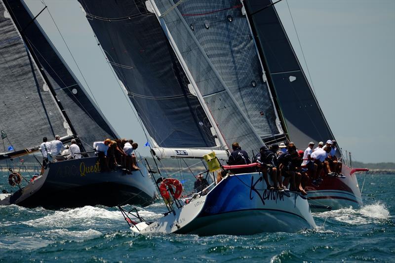 Bartercard Sail Paradise - photo © Virginia Riddle-Cross