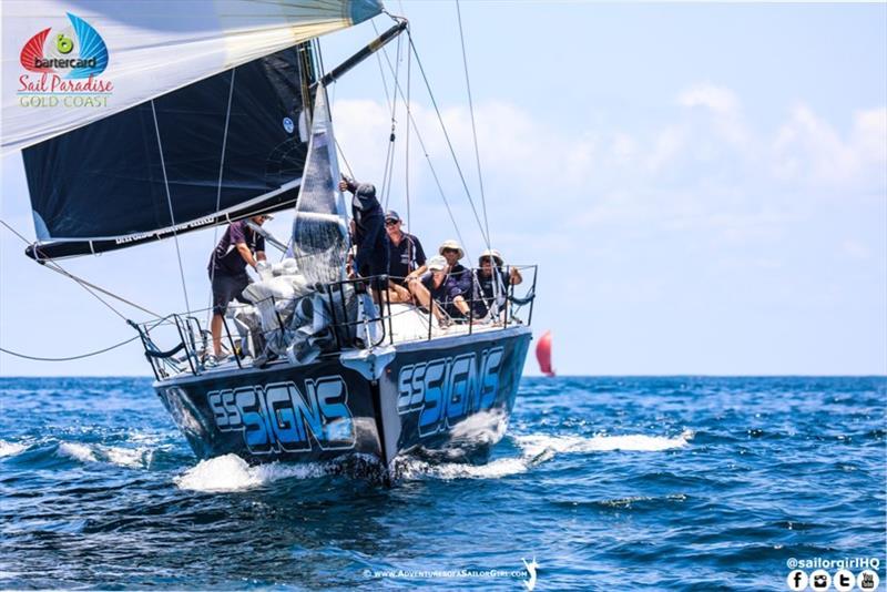 2020 Bartercard Sail Paradise Regatta - Day 2 - photo © Nic Douglass / www.AdventuresofaSailorGirl.com
