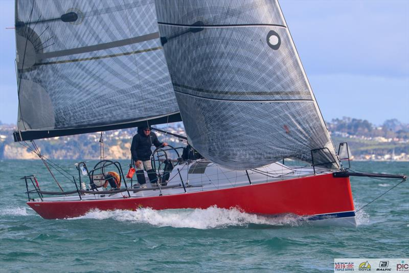 Clockwork - Preview - SSANZ Round North Island Yacht Race - January 2020 - photo © Deborah Williams