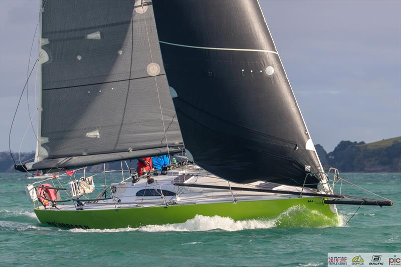 Motorboat II - Preview - SSANZ Round North Island Yacht Race - January 2020 - photo © Deborah Williams