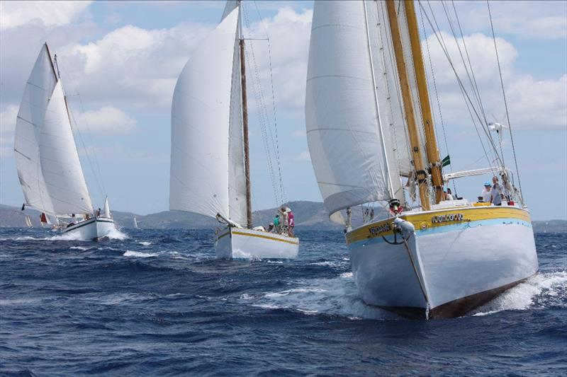Grenada and its islands have over 200 years of history, locally built Carriacou Sloops will be racing in the Classics class at Grenada Sailing Week - photo © Tim Wright / photoaction.com