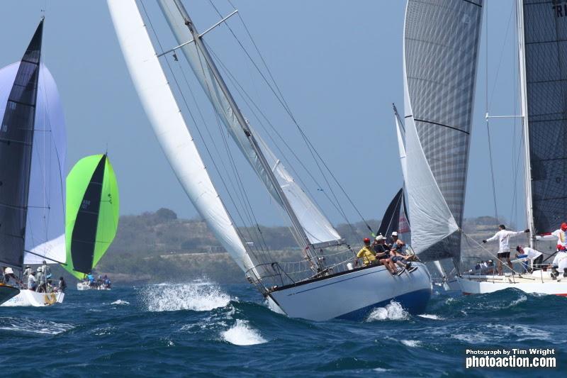 Dieter Huppenkothen's Swan 43 Rasmus - 2020 Grenada Sailing Week - photo © Tim Wright
