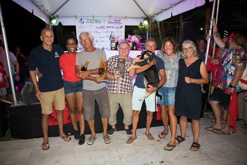 2020 Grenada Sailing Week - photo © Arthur Daniel