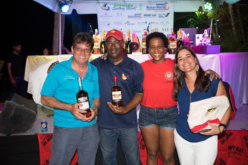 Robbie Yearwood's Die Hard (GRN) - 2020 Grenada Sailing Week - photo © Arthur Daniel