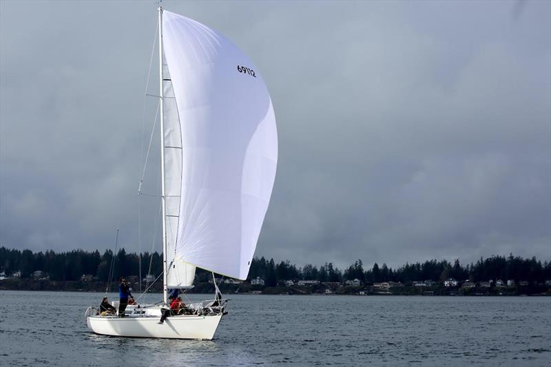 The Boss - Pacific Cup Yacht Race - photo © Ronnie Simpson