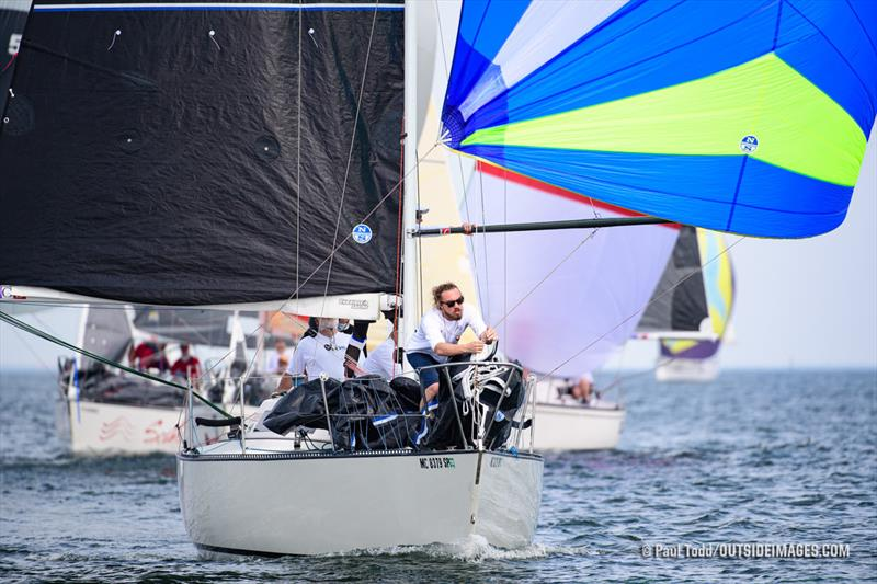 2020 Helly Hansen NOOD Regattas - photo © Paul Todd / Outside Images