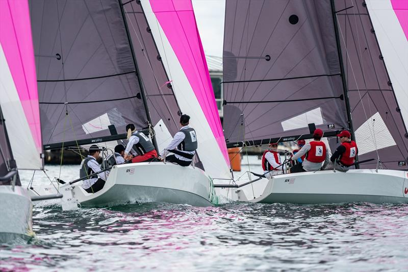 SAILING Champions League Asia Pacific Southern Qualifiers hosted by Royal Geelong Yacht Club - photo © Beau Outteridge