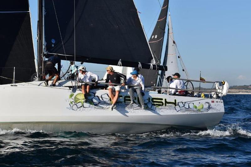 Overall IRC winner Crush for - 72nd Bunbury and Return Ocean Race - photo © RFBYC Media