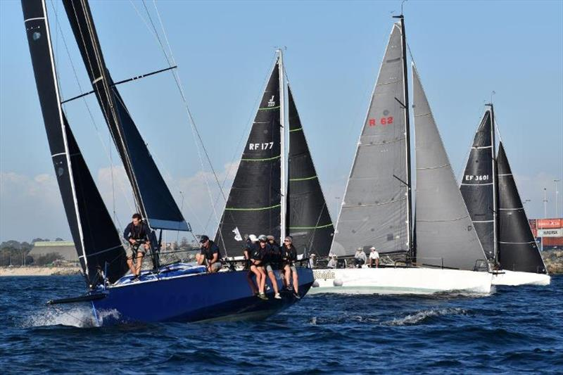 Weapon of Choice - 72nd Bunbury and Return Ocean Race - photo © RFBYC Media