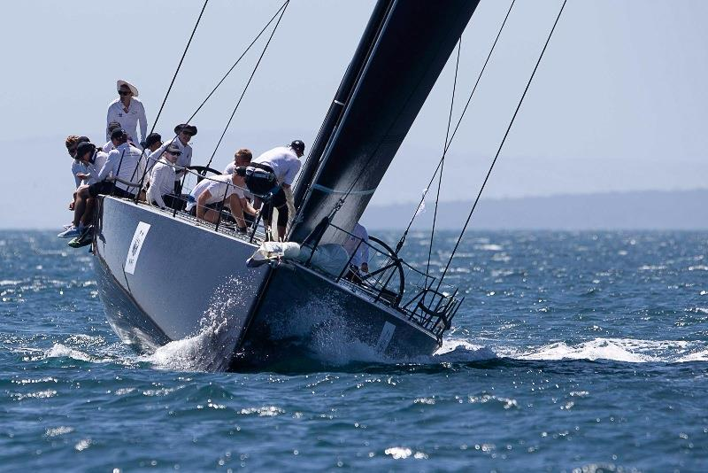 David Griffith's Chinese Whisper is looking to follow up its good form in the race over from Adelaide - 2020 Teakle Classic Lincoln Week Regatta - photo © Joe 'Bugs' Puglisi