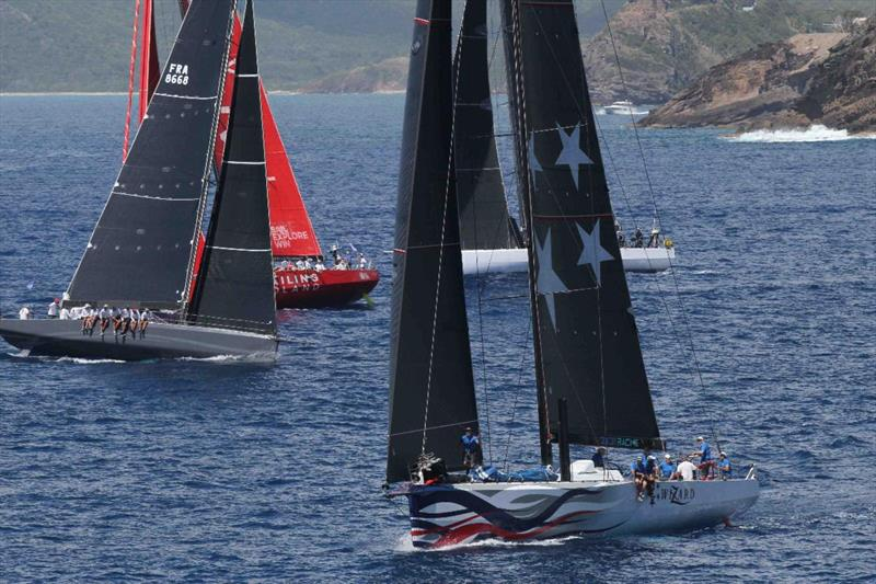 A competitive start for the IRC Zero fleet in the 2020 RORC Caribbean 600 - photo © Tim Wright / photoaction.com