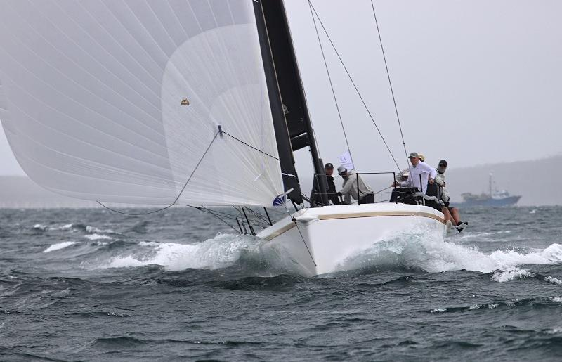 Victoire has regained its division two lead on IRC - Teakle Classic Lincoln Week Regatta, day 3 - photo © Traci Ayris