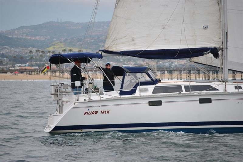 Pillow Talk - Newport to Ensenada International Yacht Race - photo © Newport Ocean Sailing Association