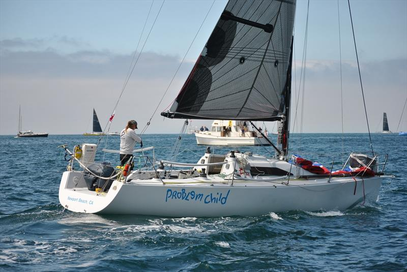 Problem Child - Newport to Ensenada International Yacht Race - photo © Newport Ocean Sailing Association