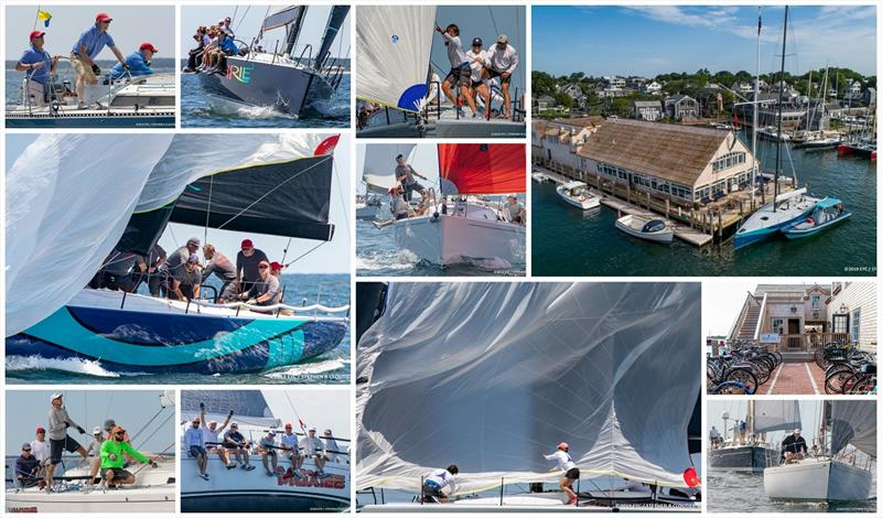 Scenes from Edgartown Yacht Club's 2019 Edgartown Race Weekend. - photo © Stephen Cloutier