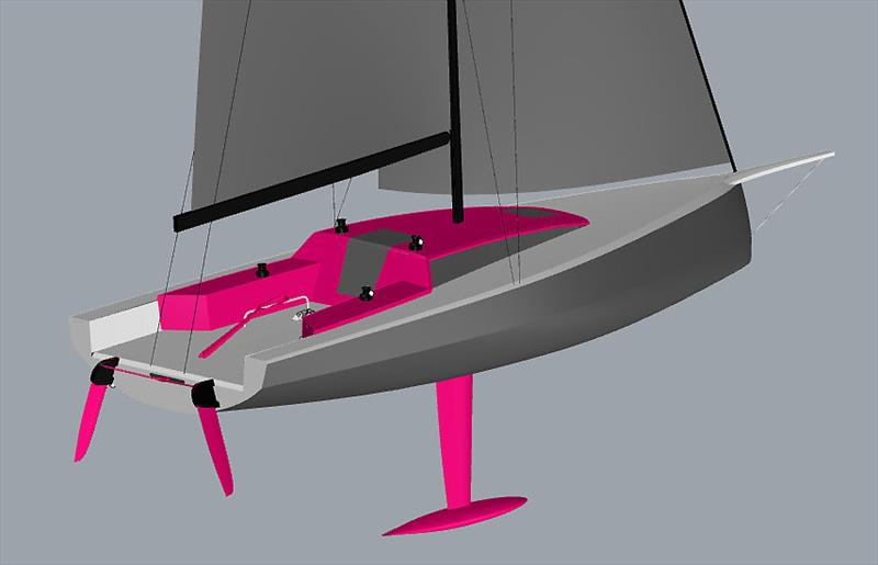 X2 - new fast 30 by Farr - photo © Farr Yacht Design