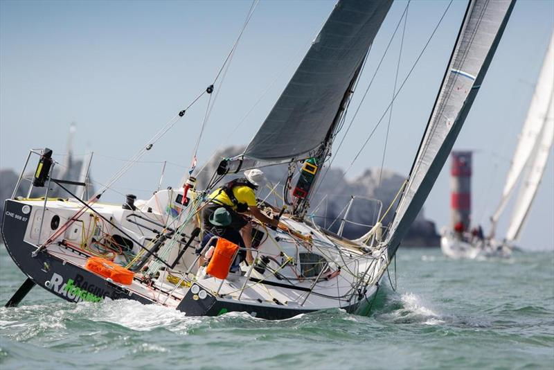 Open to COVID-19 compliant crews following Government regulations in both the Two Handed and Family/household classes - RORC Race the Wight - Saturday 1st August  - photo © Paul Wyeth / pwpictures.com