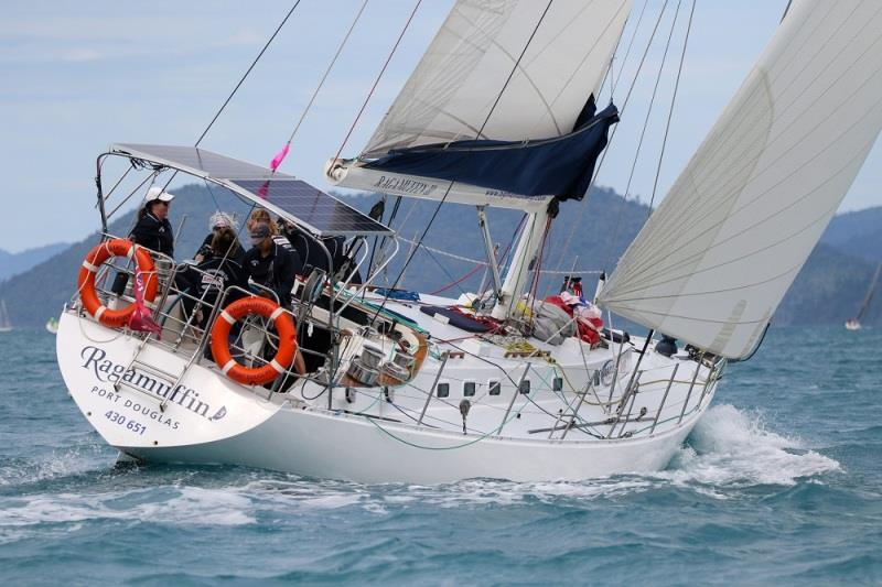 Ragamuffin III gets going in Performance Cruising Division 1 - Airlie Beach Race Week day 2 - photo © Shirley Wodson / ABRW