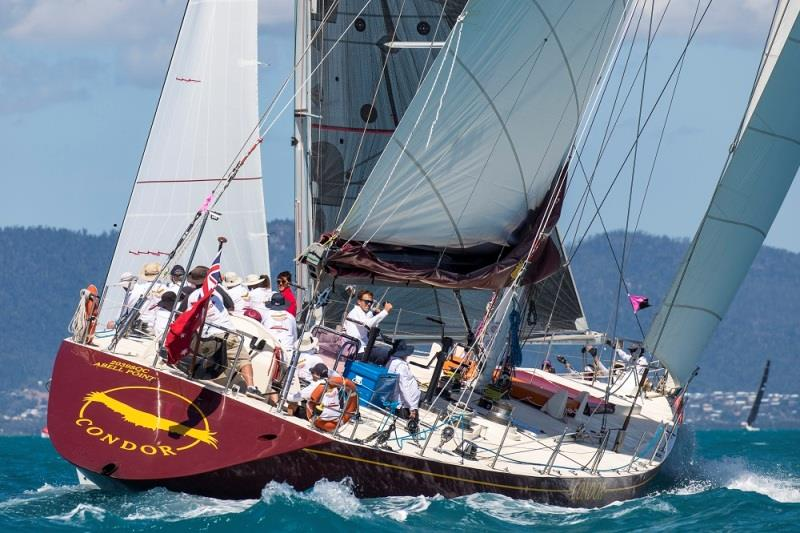 Condor still evokes memories - Airlie Beach Race Week, day 3 © Andrea Francolini / ABRW