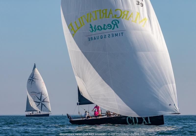 Christopher Dragon XI sailing at Edgartown Race Weekend - photo © Stephen Cloutier