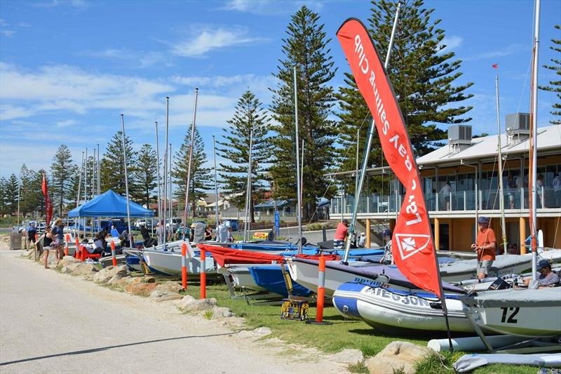 The Largs Bay Sailing Club will host the third event of the Harken SA Summer of Sail Festival - photo © Sean Keen