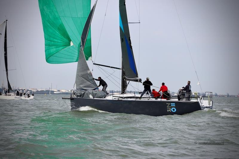 Land Union September Regatta - photo © Louay Habib / RSrnYC
