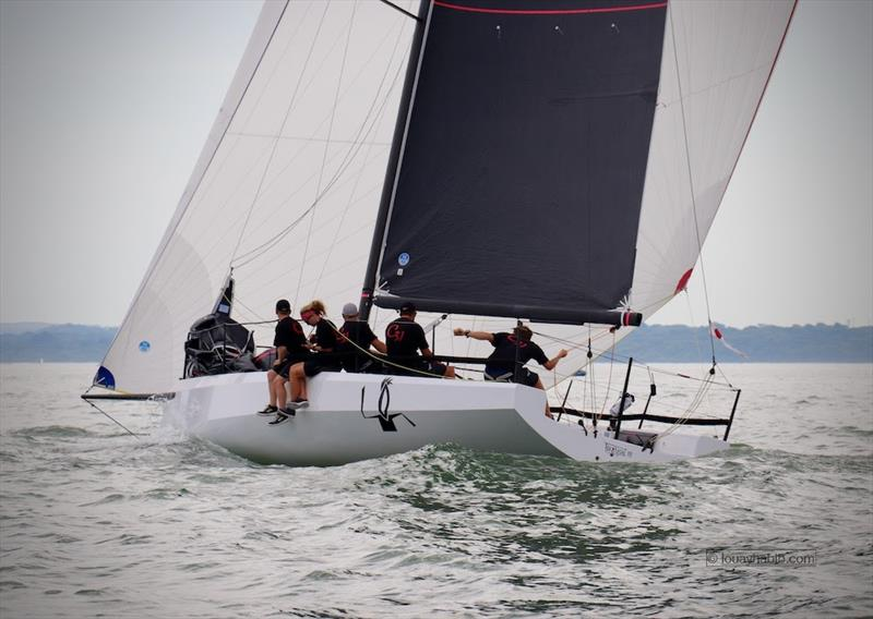 David Bartholomew's Cape 31 Tokoloshe 3 -  Land Union September Regatta - photo © Louay Habib / RSrnYC