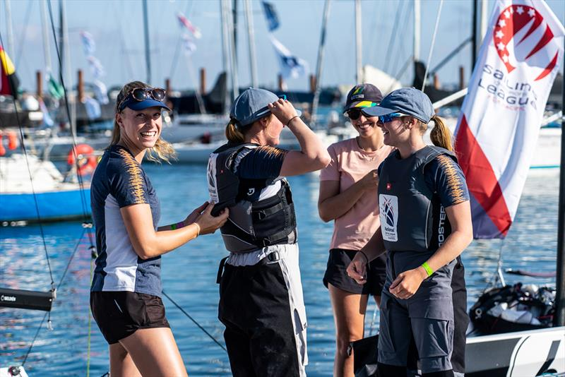 Sailing Champions League - RBYC team getting ready for the Southern Qualifier - photo © Beau Outteridge