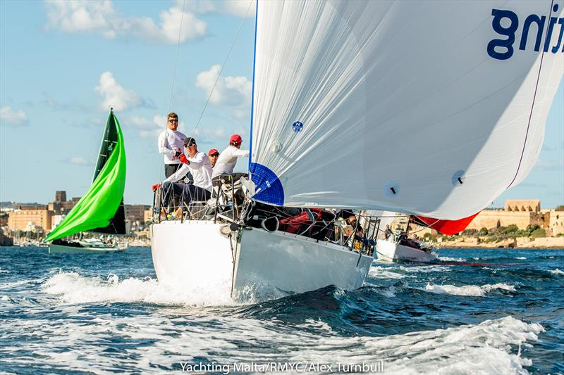 Rolex Middle Sea Race - photo © Alex Turnbull