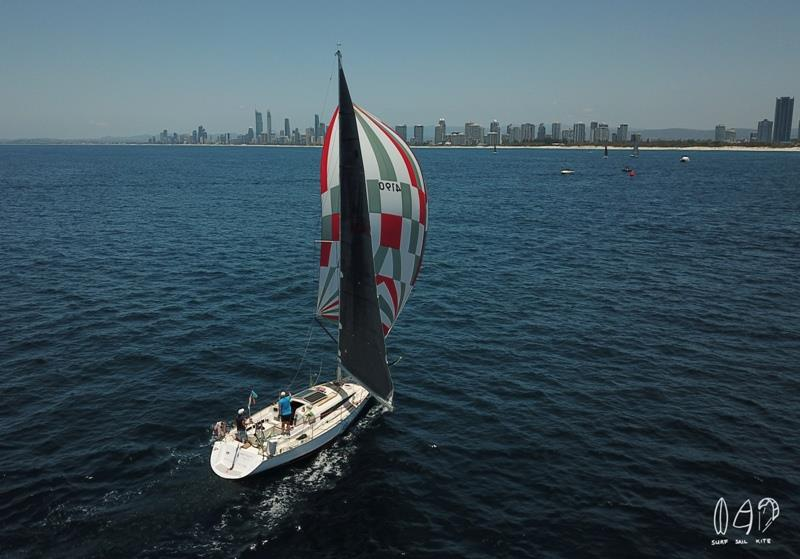 Bartercard Sail Paradise Regatta - photo © Southport Yacht Club