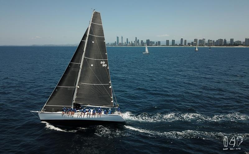 Bartercard Sail Paradise Regatta © Surf Sail Kite
